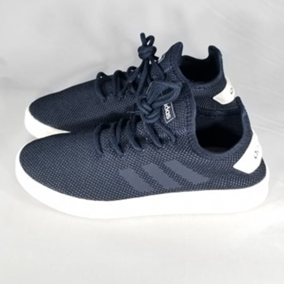 Adidas Court Adapt F36475 WMNS Sneaker Navy Blue NWT
